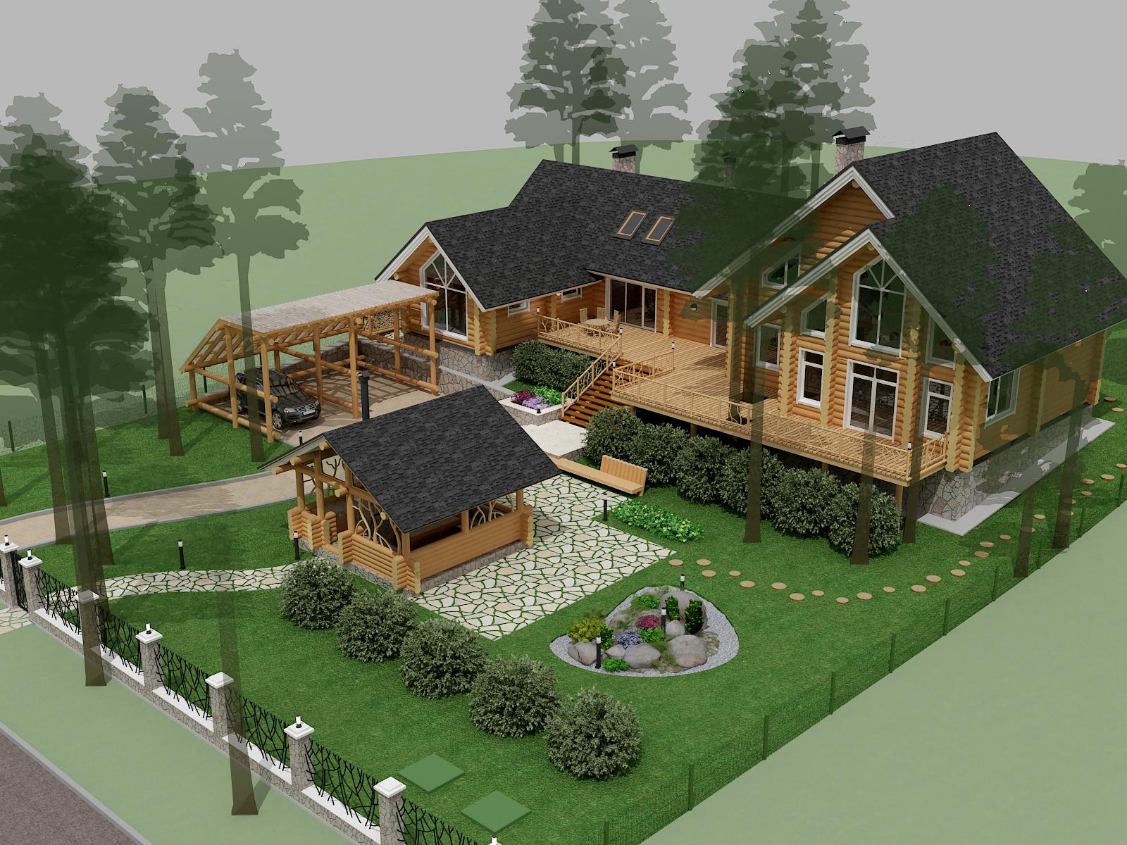 Что можно построить на участке в дачном поселке