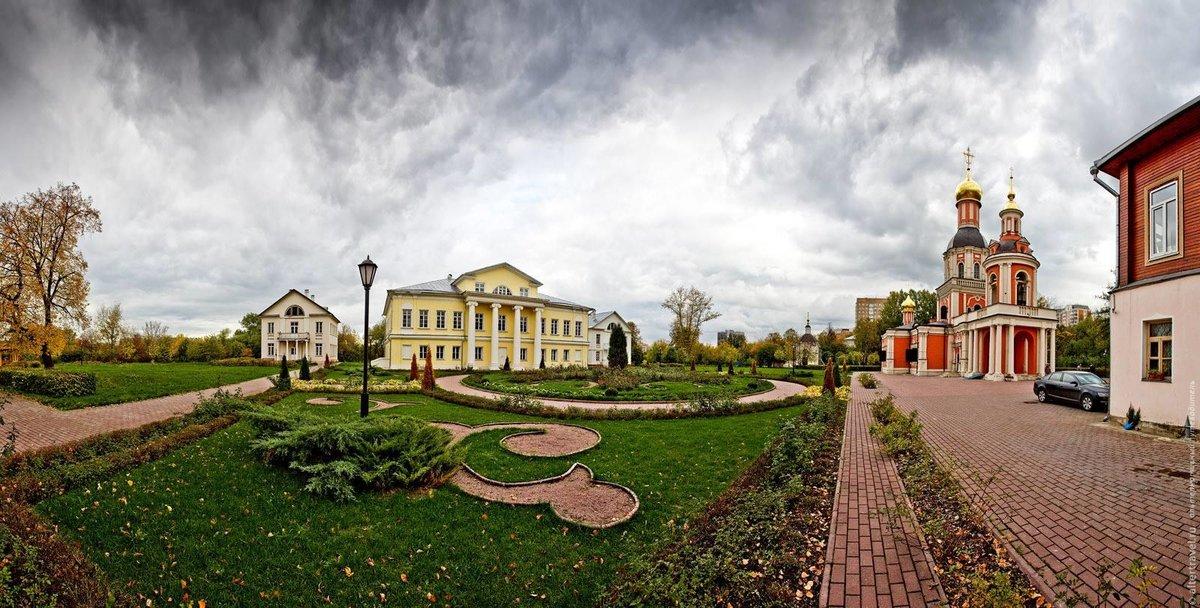 4 усадьбы Солнечногорского района, которые стоит увидеть своими глазами